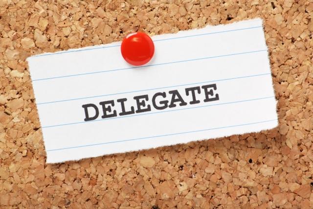 delegate resample