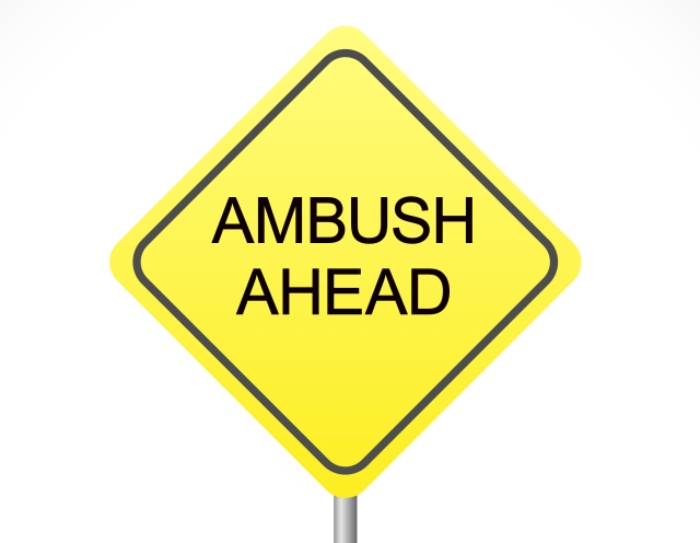 ambush ahead resample
