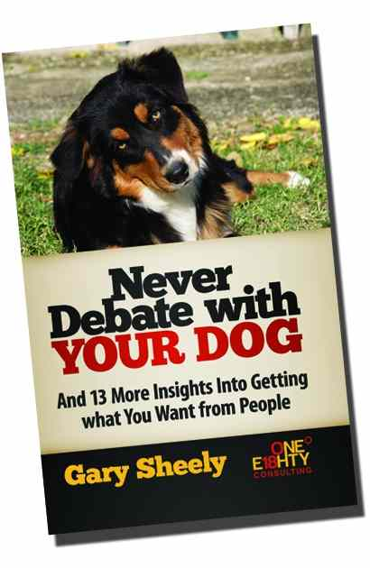 Never debate Dog cover tilt reduced size
